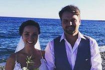 Pepa Vágner se oženil v Řecku: Takovou svatbu jste ještě neviděli!