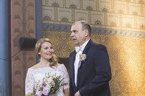 Rychlý se znovu oženil: K oltáři v trenýrkách!