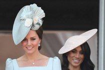 Nečekaný krok vévodkyně Kate: USMÍŘENÍ S RIVALKOU NA SPADNUTÍ