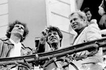 Rolling Stones v Praze: Máme rádi Havla!