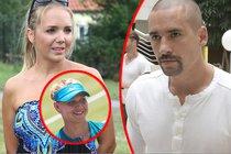 Sedmileté manželství krachlo, zůstaly jen hádky. Lucie Vondráčkovou a Tomáše Plekance nyní čeká velká rozvodová tahanice.