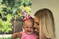 Roční dcera Sandry Parmové: Dostala dar jako princezna!