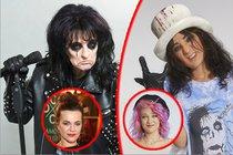 Z Terezy Maškové je drsný rocker Alice Cooper: Bude soupeřit s Jandovou!