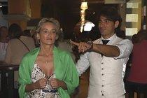 Sharon Stone (60) se svým italským »zajíčkem« na Mallorce: Co ta ruka šmátralka?!
