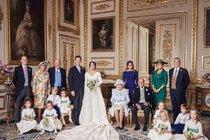 Svatební fotky princezny Eugenie