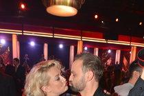 Sexy Bittnerová: Něžné doteky s tanečníkem Tomicové!