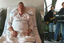 Hudebník Standy Hložka: Tvrdé tresty za jeho zmlácení