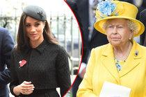 Královnu klepne pepka: Harrymu a Meghan už definitivně přeskočilo
