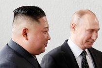 Putin a Kim šli k JÁDRU věci: A pak si dali »frťana« a boršč