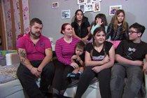 Výměna manželek: Šest dětí v jedné domácnosti!