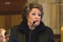 Jiřina Bohdalová: Už mluví o svém pohřbu!