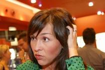 Kateřinu Herčíkovou proslavil seriál Život na zámku, ona ale touží po roli z prostředí gynekologie.