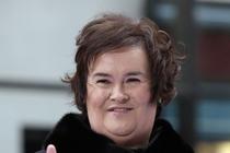 Ťukněte si s celebritou! Zpěvačka Susan Boyle slaví 56
