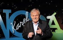 Také s novým režisérem své talk show Michaelem Čechem (50) ve Všechnopárty Karel Šíp (72) improvizuje. Bavič tvrdí, že je to pro něj dobrodružství.