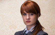 Americké ministerstvo spravedlnosti oznámilo, že v USA byla zatčena Ruska Marija Butina (29).