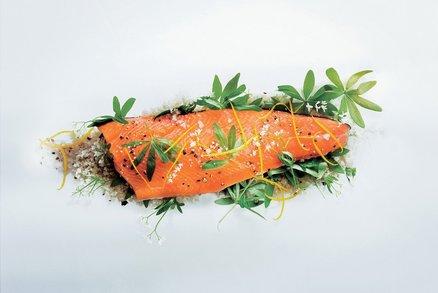 Gravad lax –  jeden z nejstarších  receptů na úpravu lososa