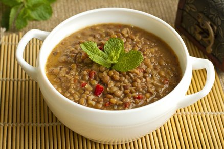 Čočková polévka posílí vaší imunitu a vyčistí organismus.