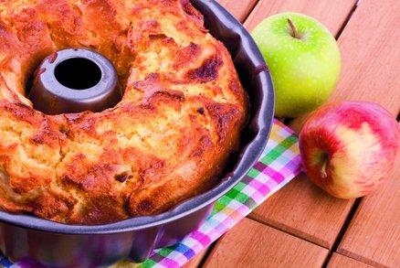 Pečeme s jablky