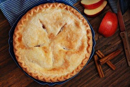 Klasický americká apple pie