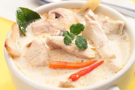 Kuřecí polévka pro duši