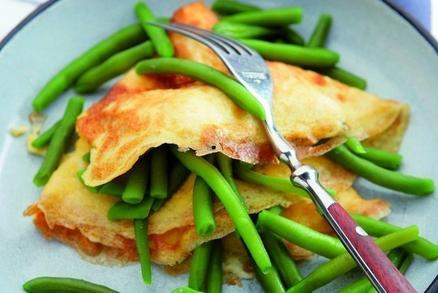 Omeleta s vejci