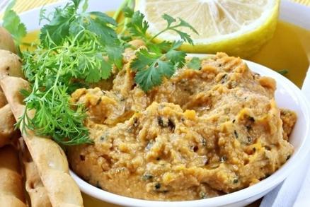 Pasta Hummus