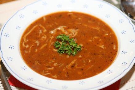 Dršťková polévka krok za krokem
