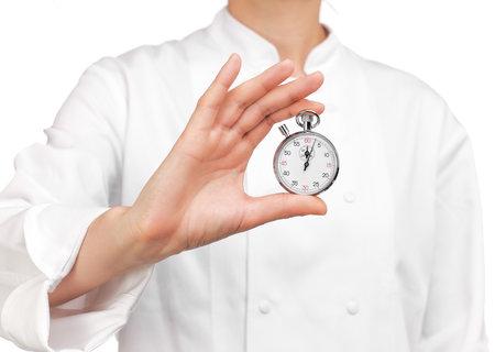 Při vaření nespěchejte