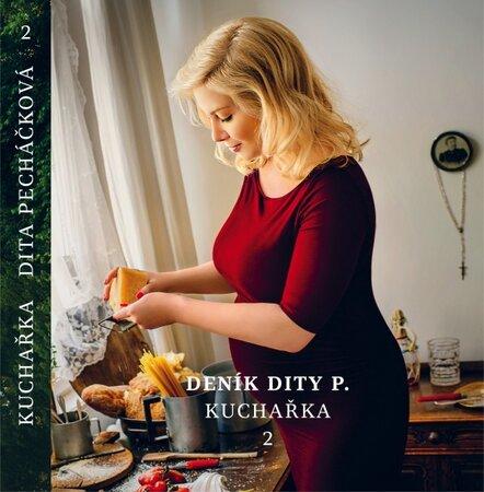 Kuchyřka Deník Dity P. 2
