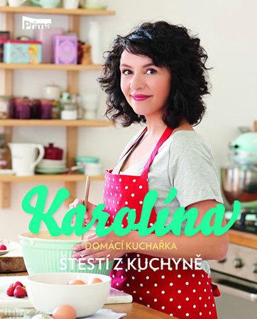 Karolína Kamberská pokřtila novou kuchařku s názvem Štěstí z kuchyně