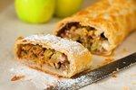 Nejlepší podzimní dezerty z jablek! Štrúdly, jablečník nebo mřížkový koláč