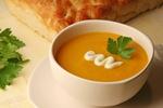 Jablečno-papriková polévka