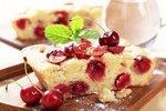 S chutí do třešní: Lahodné bublaniny i nepečený koláč