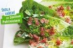 Albert škola vaření se Zdeňkem Pohlreichem: Nejčastější chyby při přípravě salátů