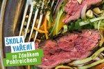 Albert škola vaření se Zdeňkem Pohlreichem: Co by vám v květnu nemělo chybět v kuchyni