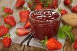 Jahodová marmeláda s vanilkou