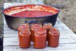 Klasický domácí kečup