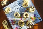 Klasické cukroví trochu jinak: Přidejte do něj sušené květiny