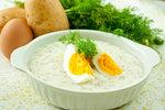 Jarní menu za pár korun: Nejlepší koprovka i polévka z červené řepy