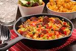 Rychlé večeře do 30 minut: Vařte ze surovin, které dům dal