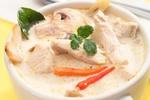 Kuřecí polévka s rýží