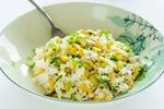Rýžový kuřecí salát