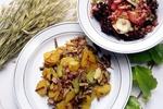 Pečené brambory po tyrolsku