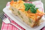 Makaronový nákyp se zeleninou