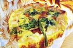 Netradiční brokolicovo-sýrová nádivka