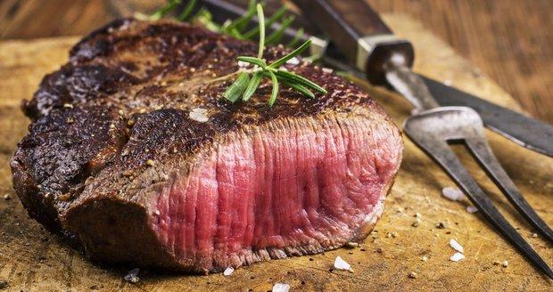 Naučte se připravovat steak jako šéfkuchař!