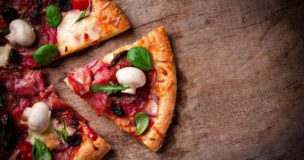 Naučte se doma dělat italskou pizzu podle receptů šéfkuchaře Piera Baroneho