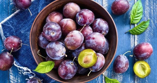 Ze švestek si můžete připravit spoustu pochoutek, které v zimě oceníte.