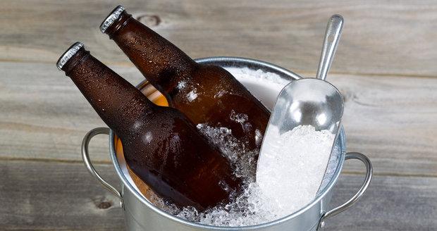 Veděli jste, že teplé nápoje můžete zchladit během pár minut?
