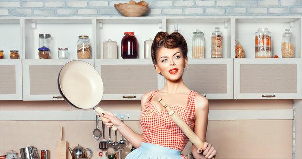 Zapamatujte si, že i při vaření je třeba postupovat promyšleně.